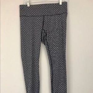 Lululemon pant women's size 8 yoga pants gray